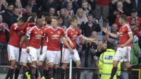Manchester United vence 3-1 al Liverpool por Premier League