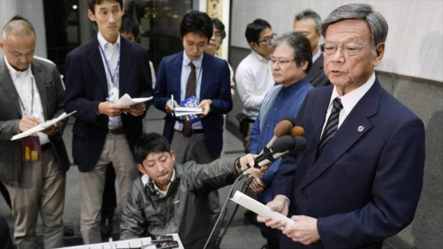 onaga muslim Three reasons why the japanese elections matter to the united states takeshi onaga, has vowed to stop a new base from being built at henoko.