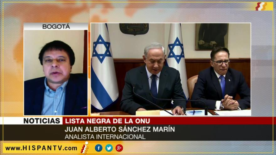 'Pese a advertencias de ONU, Israel continuará su expansionismo'