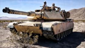 Kuwait compra a EEUU 218 'nuevos' tanques Abrams M1A2 ‎