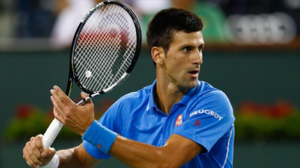 Djokovic y Murray pasan a octavos de final de Indian Wells