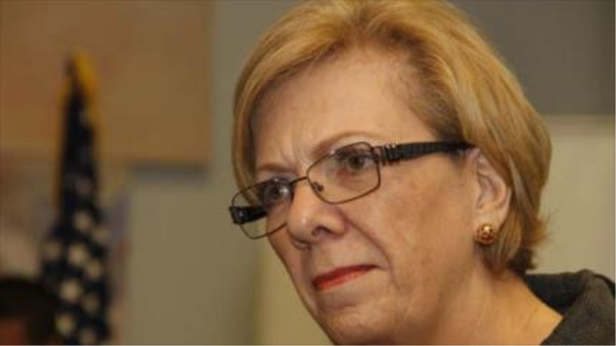 Phyllis Powers, embajadora de Estados Unidos acreditada en Managua, capital nicaragüense.