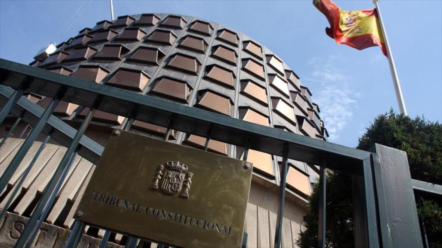El TC suspende la resolución independentista catalana