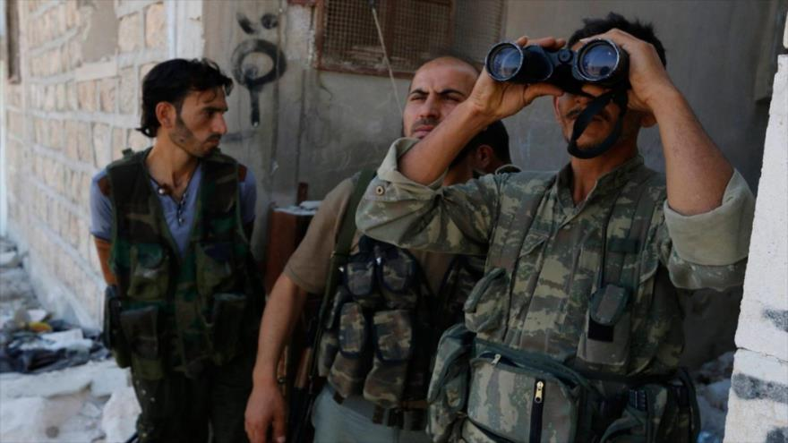 syrian invasion However, the presence of us troops in syria is entirely unsolicited by the syrian government and constitutes a clear violation of syria's national sovereignty under international law.