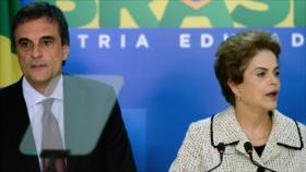 Rousseff alista su defensa ante impeachment