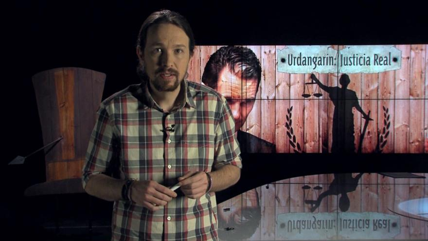 Fort Apache - Urdangarin: Justicia Real