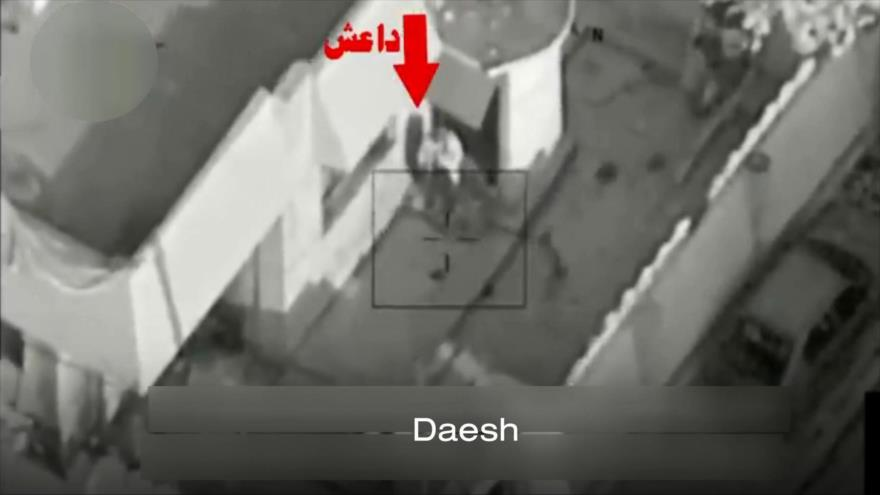 Video: Un Daesh en retroceso usa civiles como escudo en Mosul