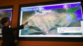 Sismo 'artificial' sacude Corea del Norte; no descartan un test nuclear