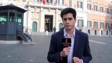 Movimiento 5 Estrellas informa su plan de Gobierno para Italia