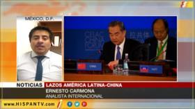 'EEUU procura obstaculizar los nexos de China con América Latina'