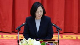 Taiwán advierte de posible ataque militar chino en su contra