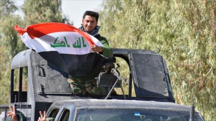 Fuerzas iraquíes abaten a 16 terroristas de Daesh en Kirkuk