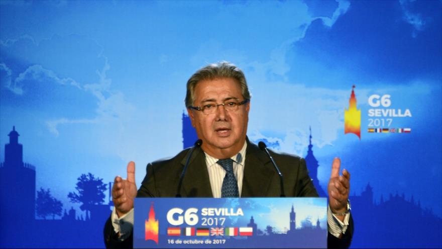 España garantiza que Puigdemont no pueda entrar ni por un maletero