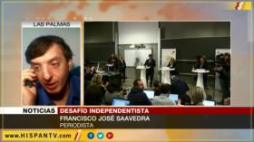 'Sería surrealista que Puigdemont sea elegido presidente catalán'