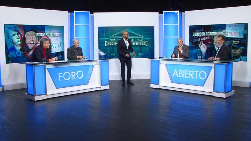 Foro Abierto - América Latina: el primer año de Trump