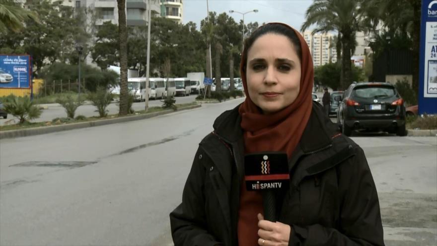 Partidos libaneses apoyan el boicot contra Israel