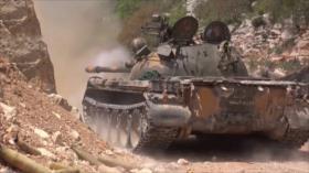 Ejército sirio repele ataque de Al-Nusra y sus aliados en Latakia