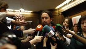 Iglesias exige a secesionistas acabar con 'culebrón' de Puigdemont