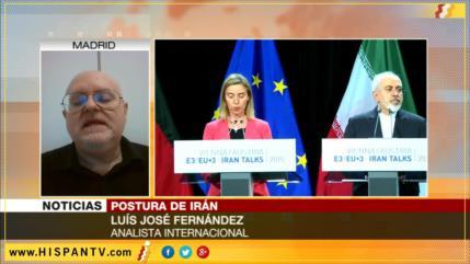 'Ante amenazas de Trump, UE apoyará acuerdo nuclear iraní'