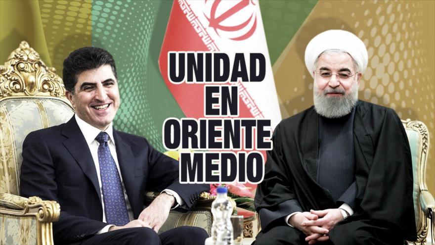 Detrás de la Razón - Irán conteniendo la lucha por el petróleo en Oriente Medio