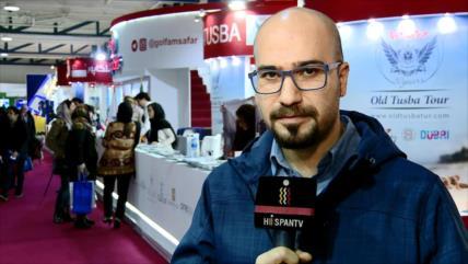 Se inaugura la 'Exposición Internacional de Turismo' de Irán