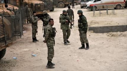 Turquía ha abatido a 260 'milicianos' en su ofensiva en Siria