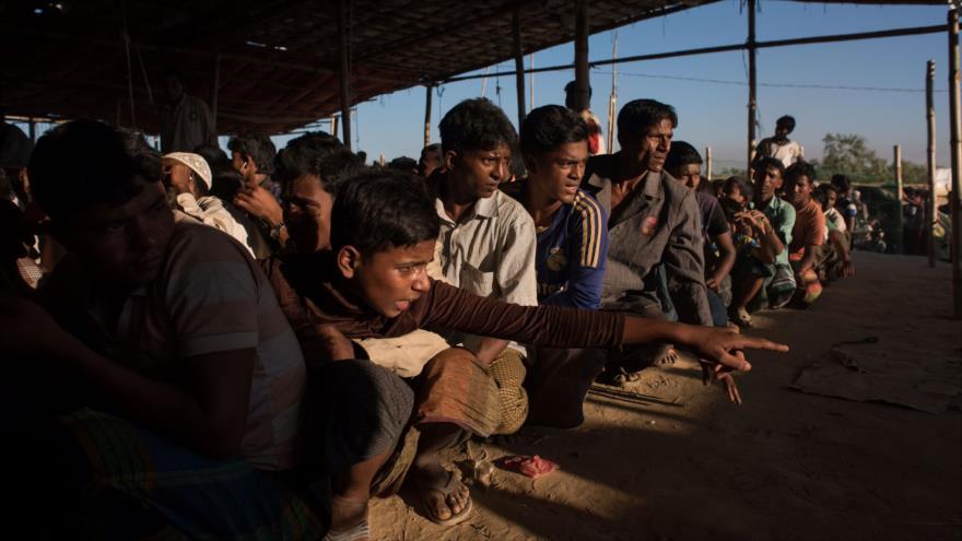 EEUU: la tragedia de rohingyas supera lo mostrado por CNN y BBC