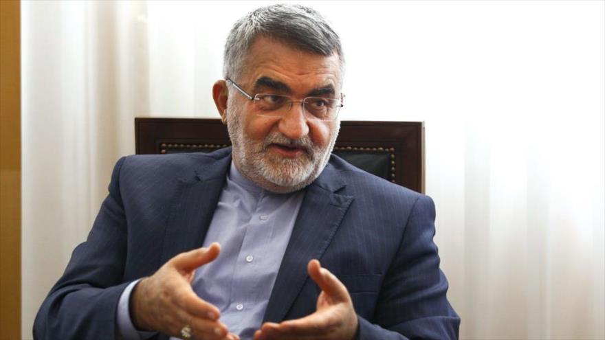 'Irán se opone al uso de armas de destrucción masiva y nucleares'