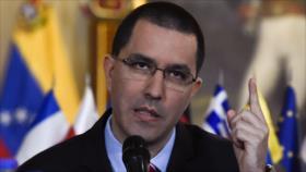 Venezuela entrega nota de protesta a UE por 'agresiones insólitas'