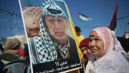Israel consideró derribar avión de pasajeros para matar a Arafat