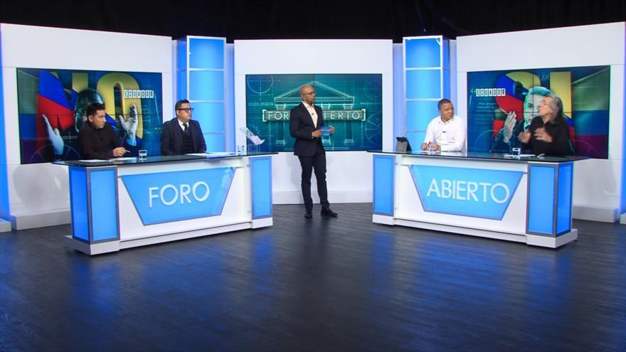 Foro Abierto - Correa creará nuevo partido político