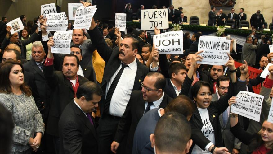 Honduras exige a la ONU 'apoyo técnico' para superar la crisis