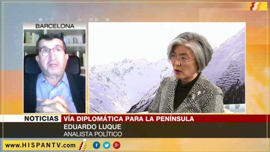 'Dos Coreas, principales perjudicadas del conflicto en la península'