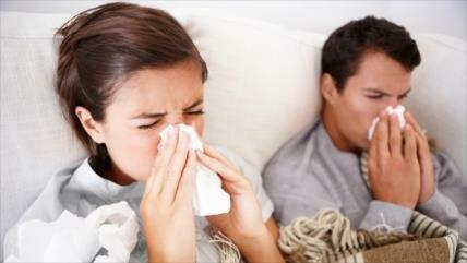 Estudio: gripe aumenta fuertemente el riesgo de crisis cardíaca