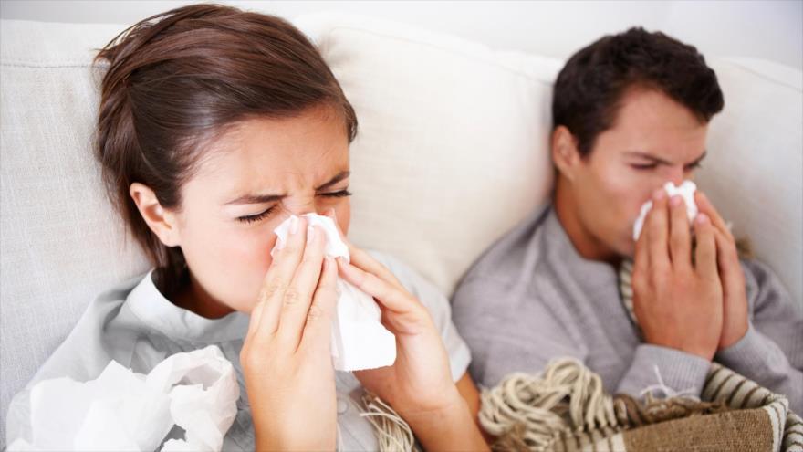 Estudio revela que la gripe multiplica por seis veces el riesgo de un ataque cardíaco.
