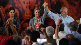 Justicia brasileña le prohíbe a Lula salir del país