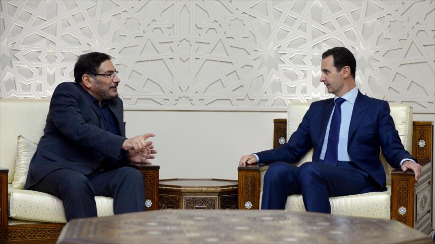 'Al-Asad se impuso sobre un trato político contra la Resistencia'