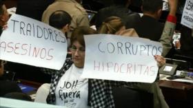 Se instala el nuevo Congreso Nacional en Honduras