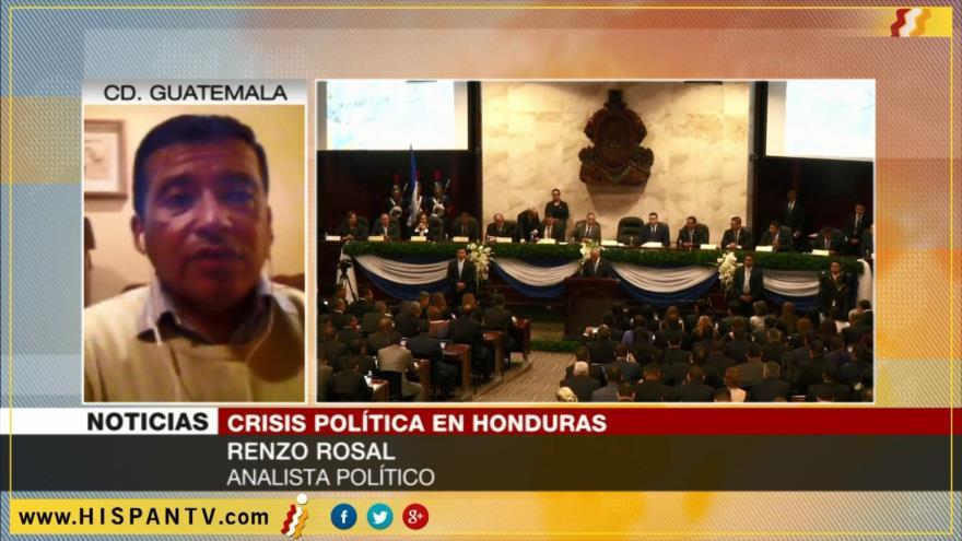 'Crisis en Honduras es el resultado de falta de gobernabilidad'