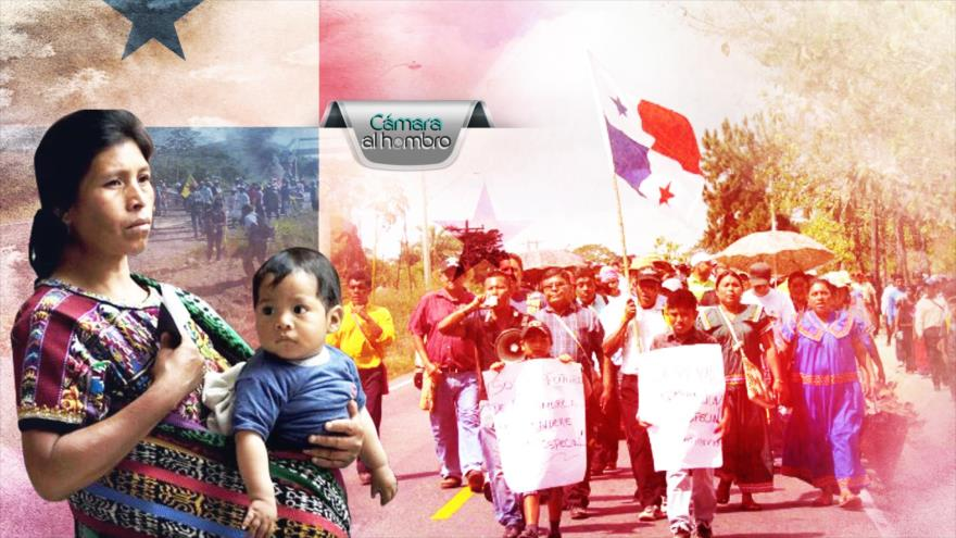 Cámara al Hombro - Criminalización de la protesta indígena en Panamá