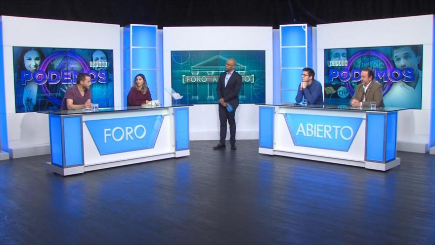 Foro Abierto - España: Podemos, 4 años después