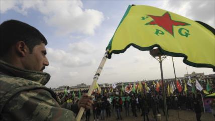 Vídeo: Milicianos extranjeros desafían a EEUU y llegan a Afrin