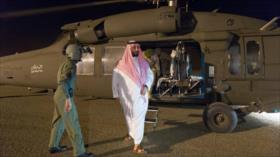 Amnistía acusa a príncipe heredero saudí de silenciar la sociedad