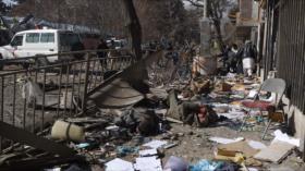 """Una """"ambulancia bomba"""" deja 63 muertos y 151 heridos en Kabul"""