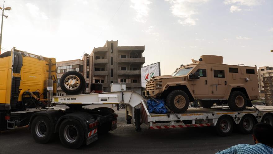 EEUU confirma a Turquía que dejará de suministrar armas a las YPG