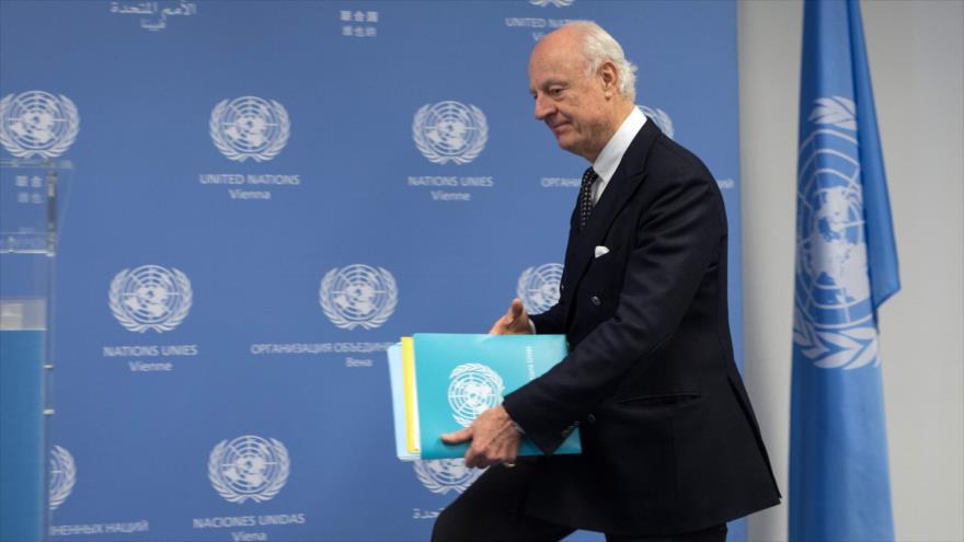 Comienzan las negociaciones sobre Siria en Viena, centradas en la Constitución