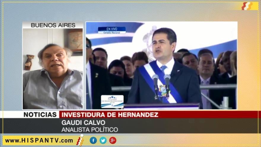 Dictadura de Hernández sigue en pie con apoyo de EEUU