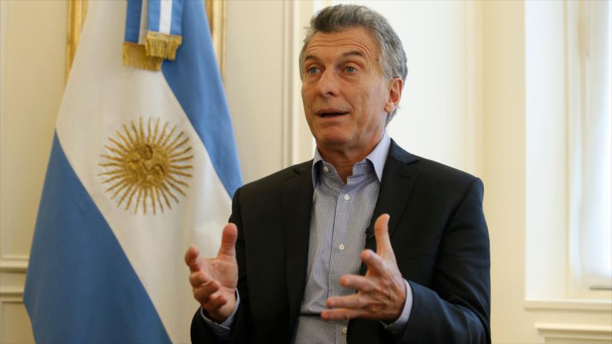 'Argentina no reconocerá las próximas presidenciales en Venezuela'