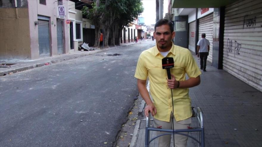 Juan Orlando Hernández toma posesión en medio de protestas