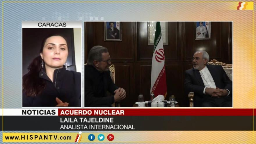 'Programa misilístico de Irán no está inmerso en acuerdo nuclear'
